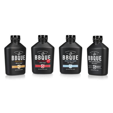 BBQUE Original Bayrische Barbecue-Sauce