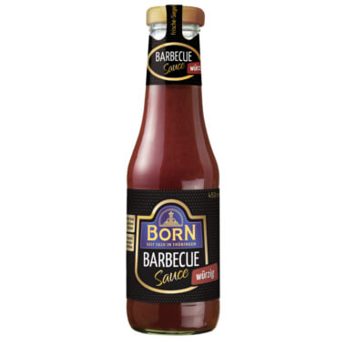 Born Barbecue-Sauce würzig