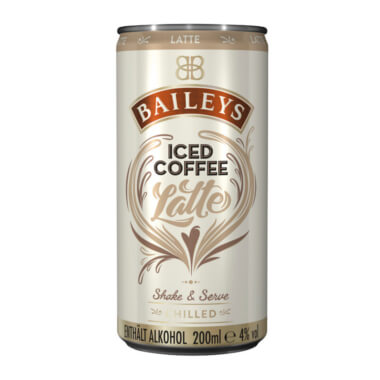 Baileys Iced Coffee Baileys Iced Coffee Latte