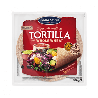 Santa Maria Whole Wheat Tortilla Wrap