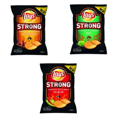 Lay's Lay's Strong