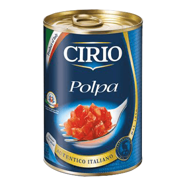 Cirio Chopped Tomatoes