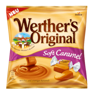 Werther's Original Werther's Original Soft Caramel