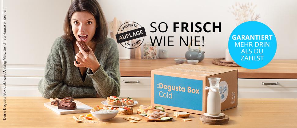 Degusta Cold Box 2021 - Inhalt, Preis, Rabatt
