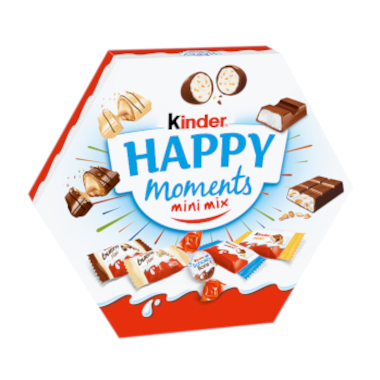 Ferrero Kinder Happy Moments Mini Mix
