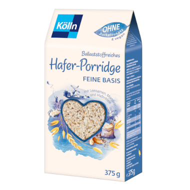 Kölln Kölln Hafer-Porridge Feine Basis