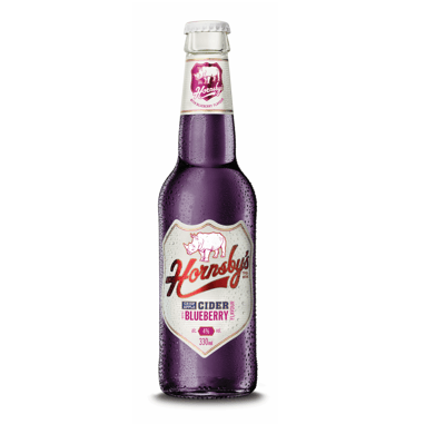 Hornsby's Blueberry Cider