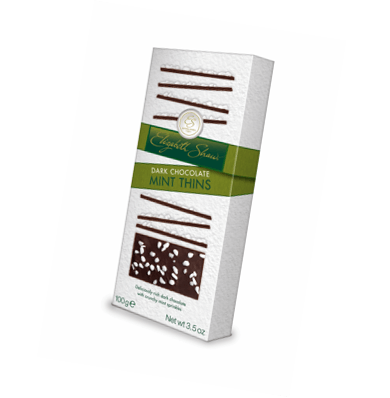Elizabeth Shaw Dark Chocolate Mint Thins