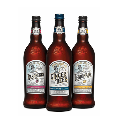 Crabbie's Ginger Beer Traditional Ginger
