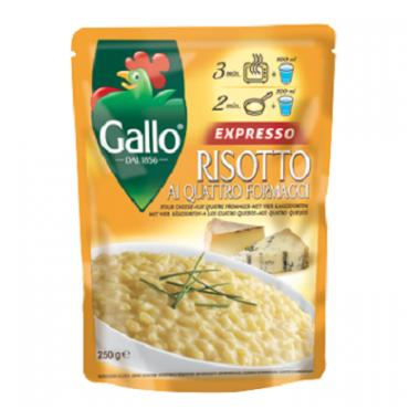 Gallo Expresso 4 Cheese Risotto Pouch