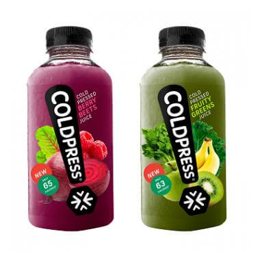 Coldpress Berry Beets & Fruity Greens