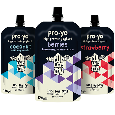 The Collective The Collective Pro-yo High Protein Yoghurts