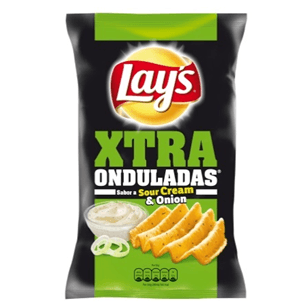Lay's Xtra Sour Cream & Onion