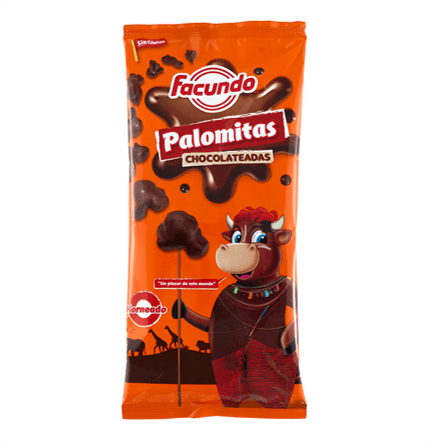 FACUNDO Palomitas Chocolateadas
