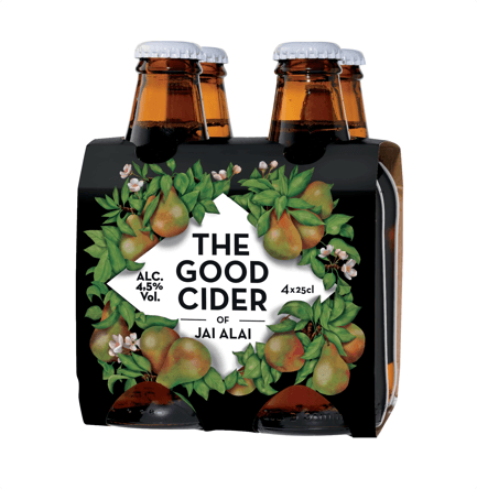 The Good Cider Sidra Pera