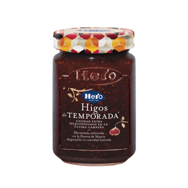 Hero Mermelada Higos de Temporada