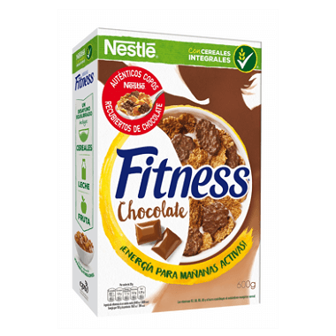 Nestlé Fitness Fitness Chocolate