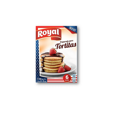 Royal Tortitas