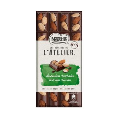 Nestlé L'Atellier Almendras Tostadas