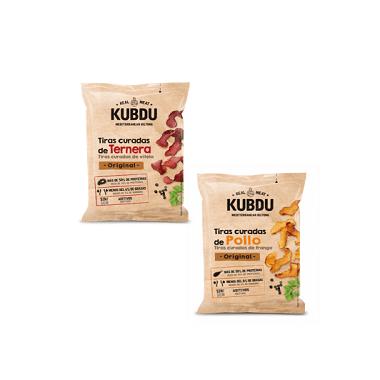 Kubdu Kubdu de ternera y Kubdu de pollo
