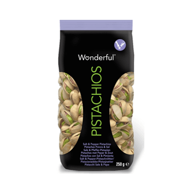 Wonderful Pistachos Salt & Pepper