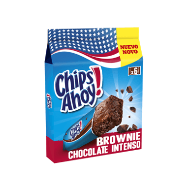 Chips Ahoy! Brownie Chocolate Intenso