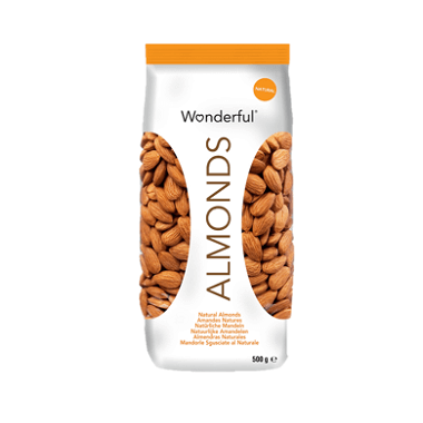 Wonderful Almendras 500gr