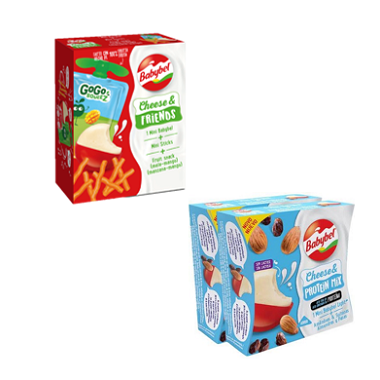 Babybel Mini Babybel Cheese & Friends | Protein Mix
