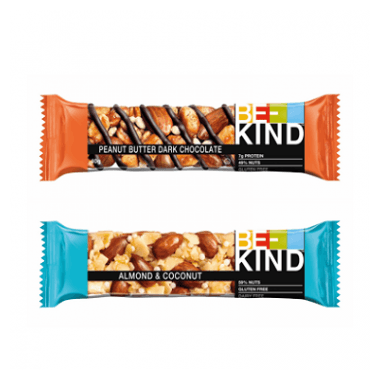 BE-KIND BE-KIND Almond & Coconut | Peanut Butter Dark Choc