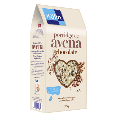 Kölln Porridge de Avena Chocolate