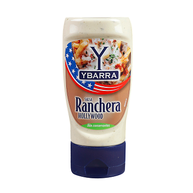 Ybarra Salsa Ranchera Hollywood