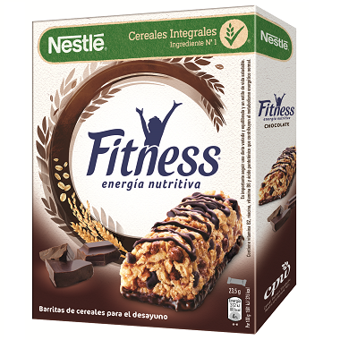 Nestlé Barritas FITNESS Chocolate