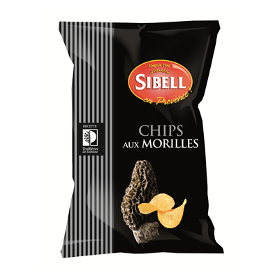 Sibell Chips aux Morilles