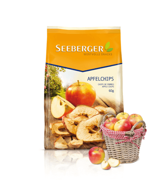 Seeberger Chips de Pommes