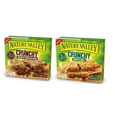 Nature Valley Barres Crunchy