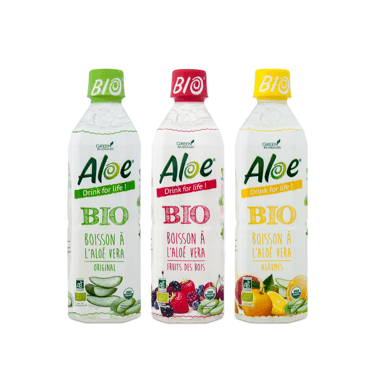 Aloe Drinks For Life Bio