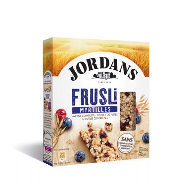 Jordan's Frusli