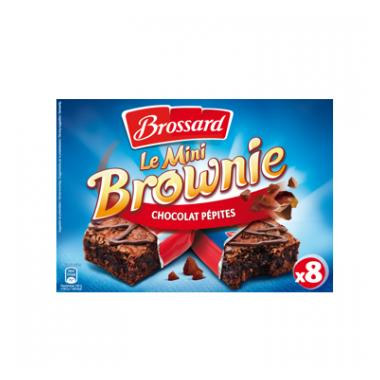 Brossard Le Mini Brownie Chocolat Pépites