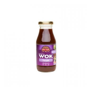 TWF Go Tan sauce wok Teriyaki