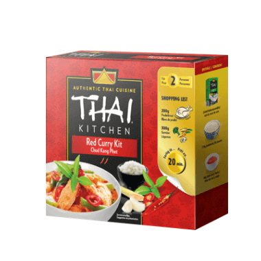 Thai Kitchen Kit red Curry
