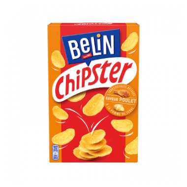 Belin Chipters Poulet - Spicy