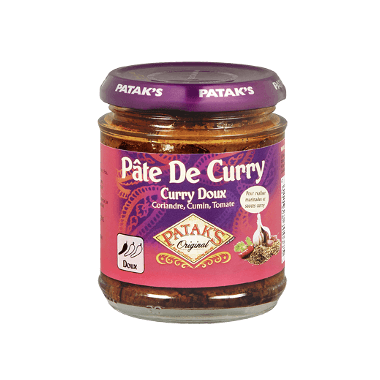 Patak's Pate de Curry Doux