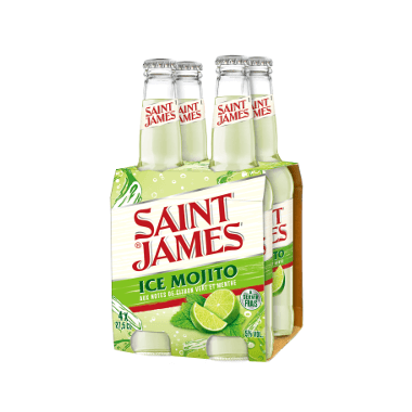 Saint-James Ice Mojito
