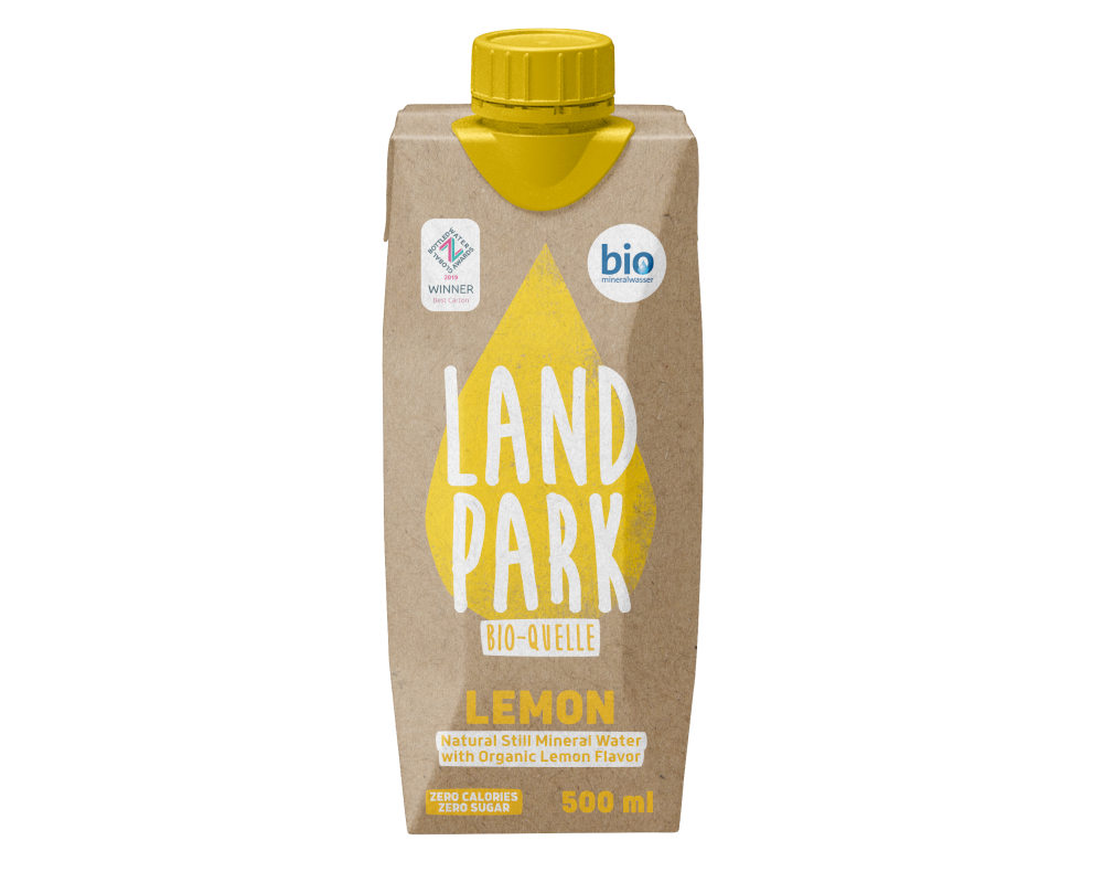 Landpark Bio-Quelle Lemon