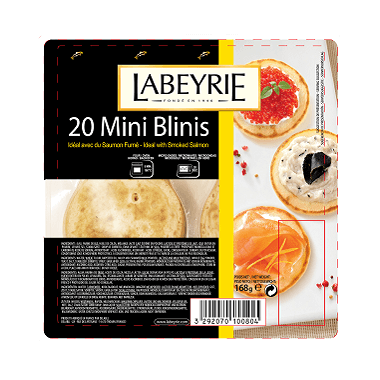 Labeyrie Blinis