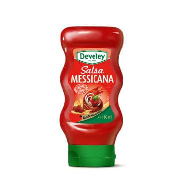 Develey Salsa Messicana Squeeze 410ml