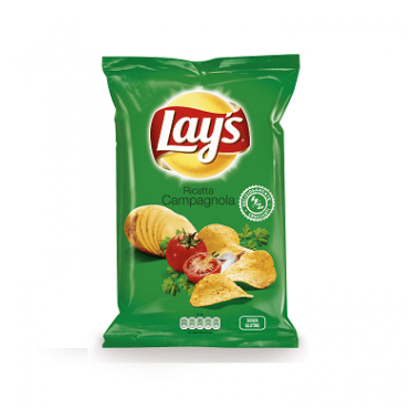 Lay's Ricetta Campagnola