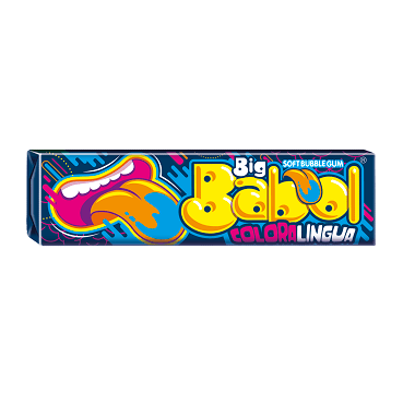 Big Babol Big Babol Coloralingua