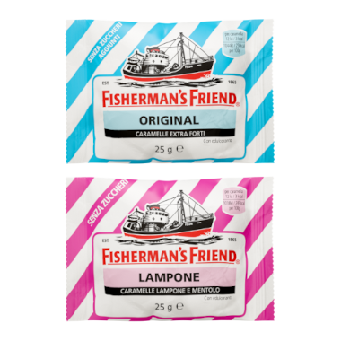 Fisherman's Friend Fisherman's Friend Original & Lampone